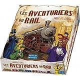 Asmodee - AVE01 - Jeu de stratégie -  Les Aventuriers du rail USA