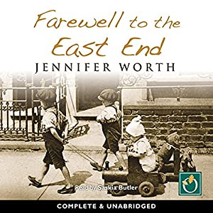 Farewell to the East End Audiobook