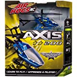 Air Hogs RC Axis 200 R/C Helicopter - Blue
