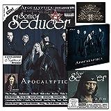 Sonic Seducer 04-2015 mit Apocalyptica-Titelstory + 2 CDs, darunter eine exkl. EP zum Album Shadowmaker von Apocalyptica + exkl. Sticker von Nightwish, Bands: The Prodigy, Eisbrecher u.v.m. Apocalyptica