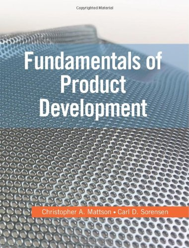 Fundamentals of Product Development