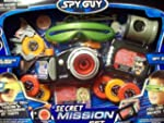 Spy Guy Secret Mission Set SPY EYE KI...