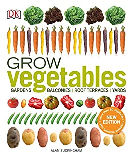 Book Cover: Grow Vegetables