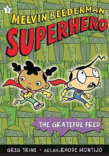 The Grateful Fred (Melvin Beederman Superhero)