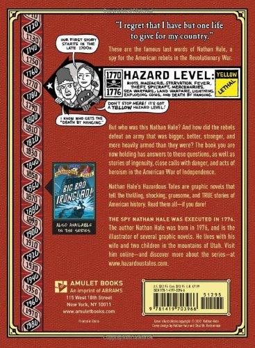 One-Dead-Spy-Nathan-Hales-Hazardous-Tales-1