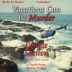Vacations Can Be Murder Audiobook