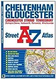 Geographers' A-Z Map Company Cheltenham & Gloucester Street Atlas (A-Z Street Atlas)