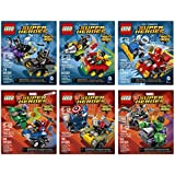 LEGO Super Heroes Mighty Micros Series 1 Complete Set Of 6