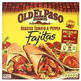 Old El Paso Tomato Pepper Fajitas Kit 500g