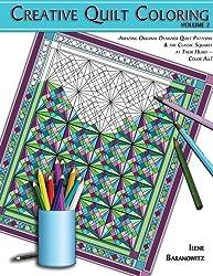 Creative Quilt Coloring (Volume 2)