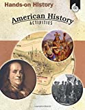 img - for Hands-on History - American History Activities - Grades 3-8 (Hands-On History Activities) book / textbook / text book