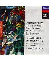 Prokofiev : les 5 concertos pour piano