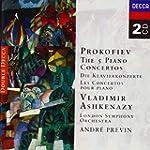 Prokofiev: Piano Concertos 1-5