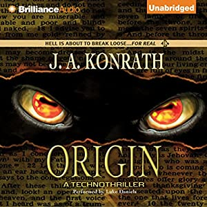 Origin Audiobook
