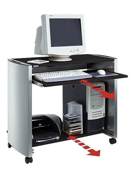 Durable Design Line PC Estación de trabajo-metálico/Carbón, color turquesa