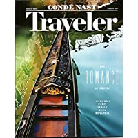 1-Year (11 issues) of Conde Nast Traveler Magazine Subscription
