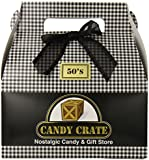 Candy Crate 1950's Classic Retro Candy Gift Box