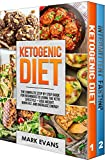 Ketogenic Diet: & Intermittent Fasting - 2 Manuscripts - Ketogenic Diet: The Complete Step by Step Guide for Beginner's & Intermittent Fasting: A Simple, Proven Approach to Intermittent Fasting