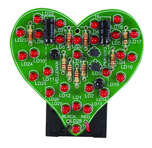 Velleman MK101 Flashing Led Sweetheart