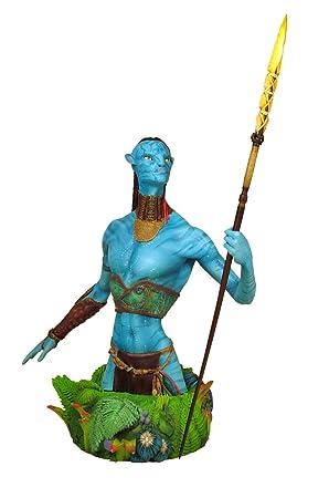 Gentle Giant - GG80043 - Figurine - Avatar - Buste de Tsu Tey - Edition Limitée - Echelle 1:6