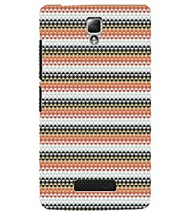PrintDhaba Pattern D-5190 Back Case Cover for LENOVO A2010 (Multi-Coloured)
