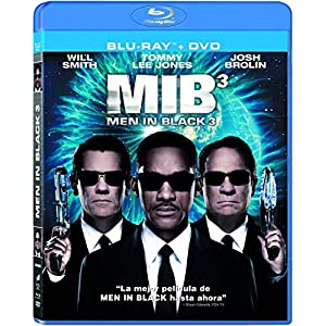 Men In Black 3 (Blu-Ray + Dvd) (Blu-Ray) (Import) (2012) Will Smith; Tommy L