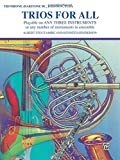 img - for Trios for All: Bass Clef book / textbook / text book