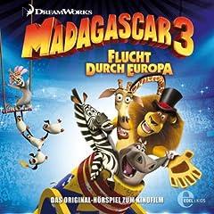 Flucht durch Europa - Das Original-H�rspiel zum Kinofilm