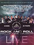 Rock And Roll Hall Of Fame Live (9 Dvd)