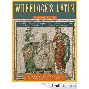 WHEELOCK'S LATIN EBOOK DOWNLOAD