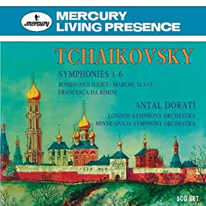 Dorati Conducts Tchaikovsky