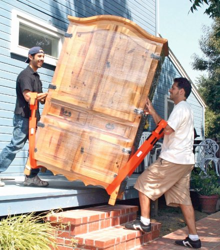 Forearm Forklift Lifting Straps