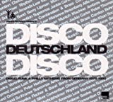 Various Artists DISCO DEUTSCHLAND DISCO - Disco, Funk & Philly Anthems From Germany 1975-1980 [VINYL]