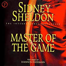 Master of the Game Audiobook by Sidney Sheldon Narrated by Shannon Engemann