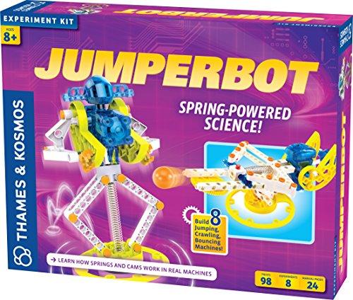 Thames And Kosmos Robotics, Jumperbot