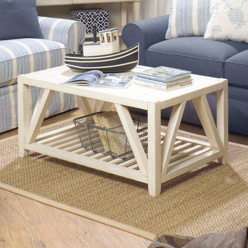 Coffee Table By Paula Deen Home Linen Finish 996819 B003ZFPR4Q