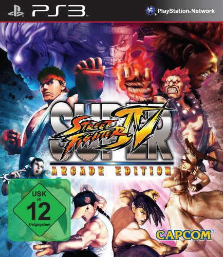 Super Street Fighter IV - Arcade Edition, PlayStation 3