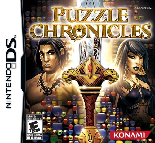Puzzle Chronicles - Nintendo DS - 1