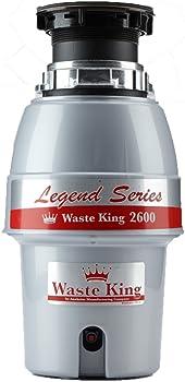 Waste King L-2600 1/2 HP Operation Garbage Disposal