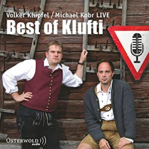 Best of Klufti Hörbuch