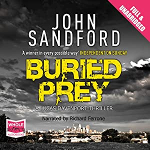 Buried Prey Audiobook