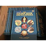 The Golden Book Encyclopedia , 20 Volumes, Complete Set
