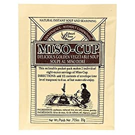 Eden Foods Organic Shiro Miso 12.1 oz. (Pack of 12)
