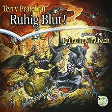 Ruhig Blut! Hörbuch von Terry Pratchett Gesprochen von: Katharina Thalbach
