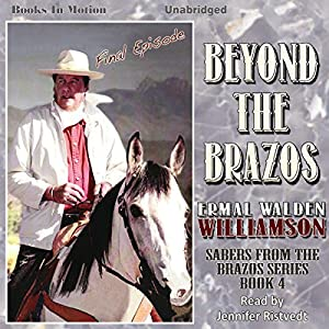 Beyond the Brazos Audiobook