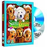 Santa Buddies Combi Pack (Blu-ray + DVD)by Robert Vince