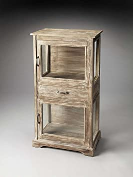 Rustic Display Cabinet