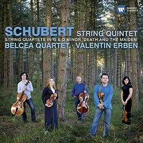 "String Quartet No. 14 In D Minor, D810 ""Death And The Maiden"": Presto"