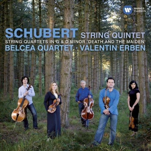 Schubert: String Quintet, String Quartets in G & D minor; Death And the Maiden