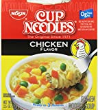 Nissin Chicken Cup Noodles, 24 Count